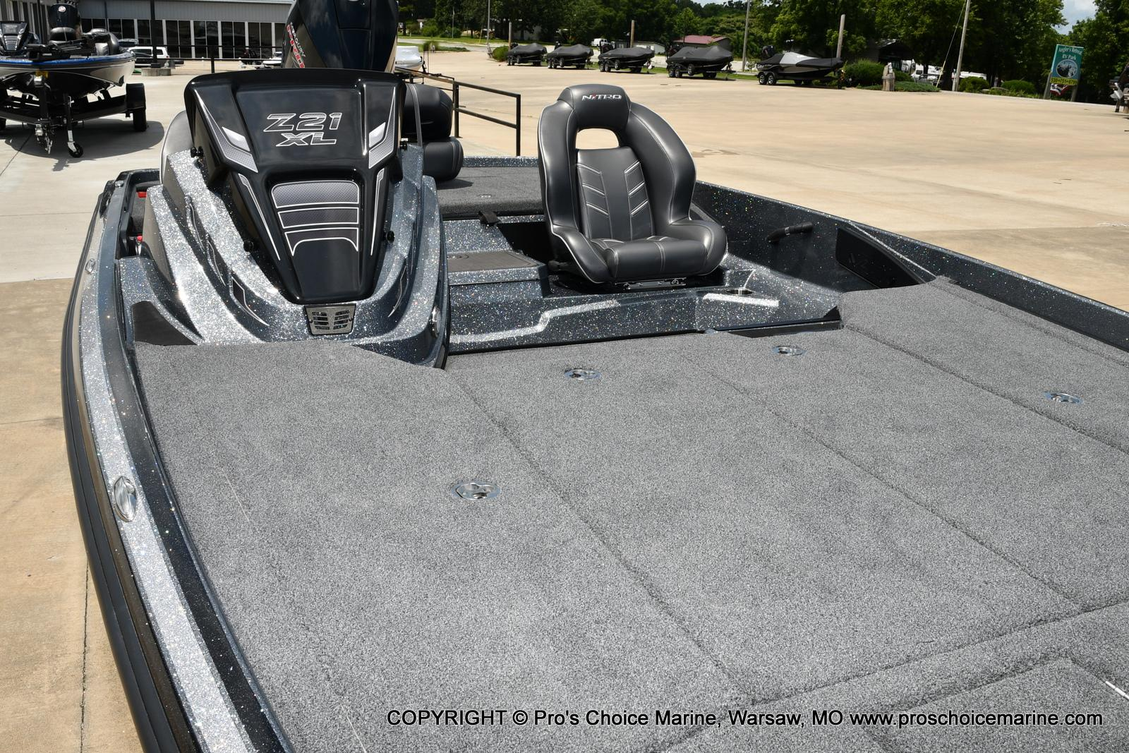 2022 Nitro boat for sale, model of the boat is Z21 XL Pro Pack & Image # 7 of 50