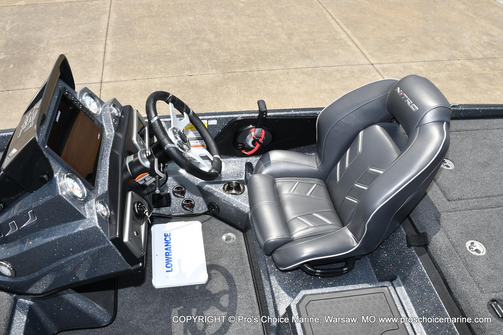 2022 Nitro boat for sale, model of the boat is Z21 XL Pro Pack & Image # 8 of 50