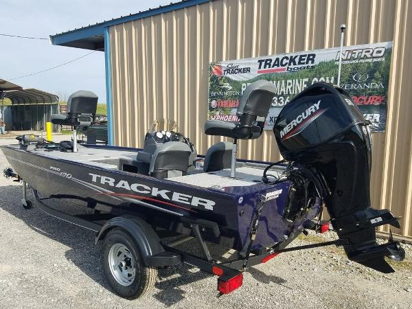 2021 Tracker Boats boat for sale, model of the boat is Pro 170 & Image # 14 of 17