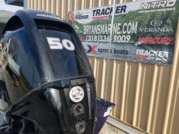 2021 Tracker Boats boat for sale, model of the boat is Pro 170 & Image # 15 of 17