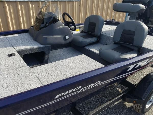 2021 Tracker Boats boat for sale, model of the boat is Pro 170 & Image # 16 of 17