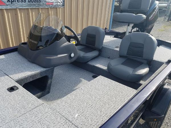 2021 Tracker Boats boat for sale, model of the boat is Pro 170 & Image # 17 of 17