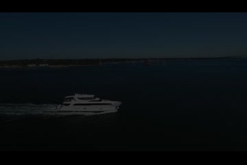 Hatteras 100 Raised Pilothouse video