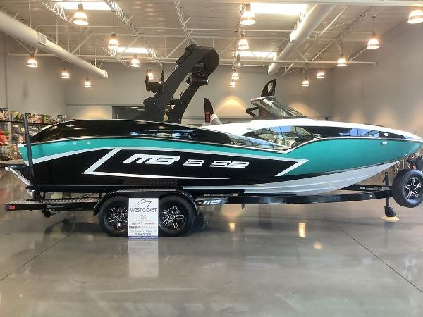 2021 MB Sports boat for sale, model of the boat is B52 23 Alpha & Image # 2 of 27