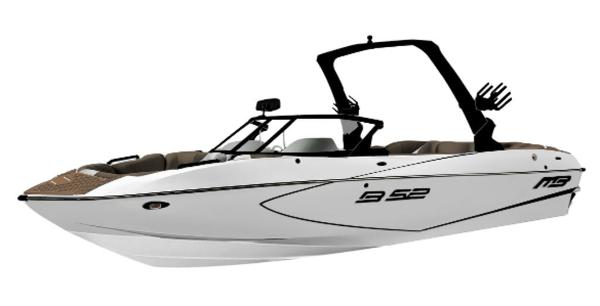 2021 MB Sports boat for sale, model of the boat is B52 23 & Image # 1 of 2