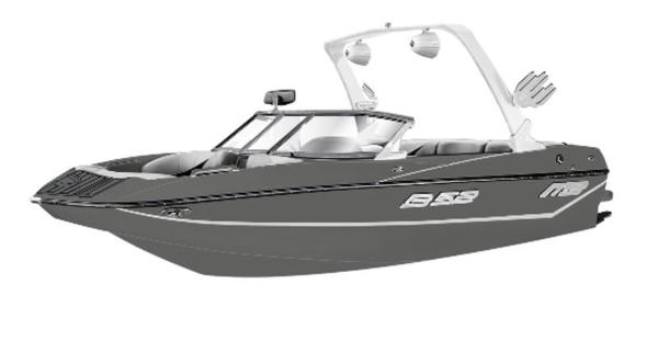 2021 MB Sports boat for sale, model of the boat is B52 21 & Image # 1 of 2