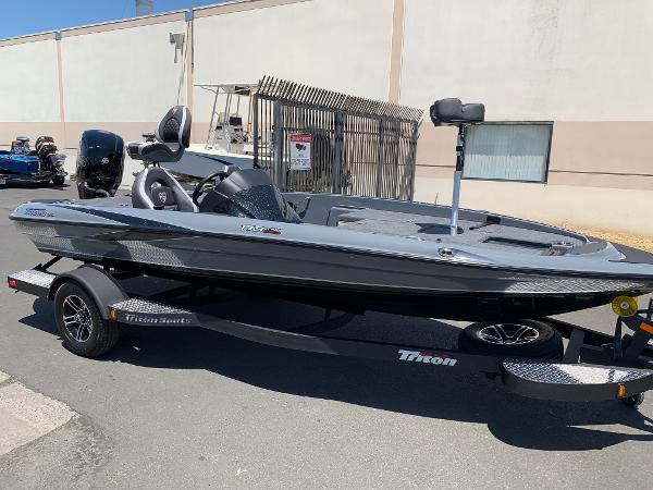 2021 Triton boat for sale, model of the boat is 179 TRX & Image # 2 of 28