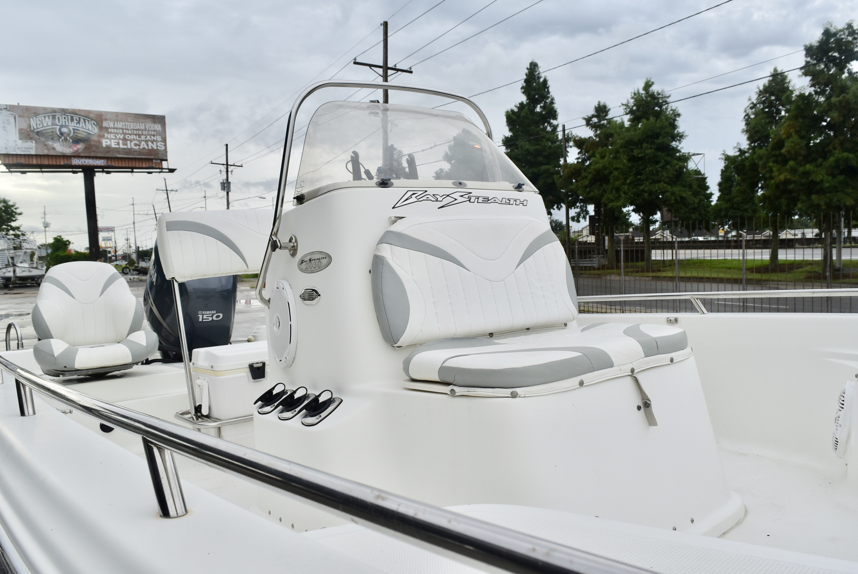 2007 Bay Stealth boat for sale, model of the boat is 2030 & Image # 2 of 8