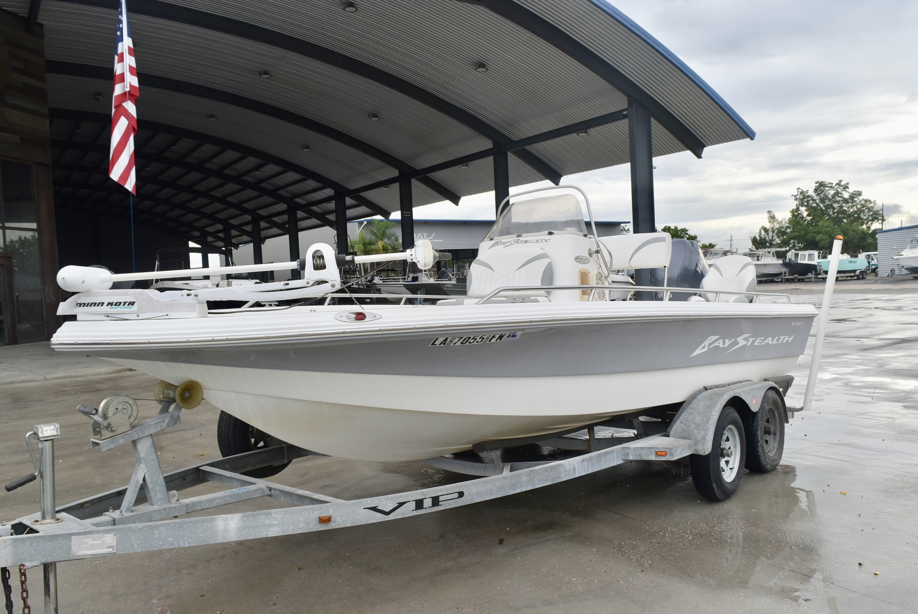 2007 Bay Stealth boat for sale, model of the boat is 2030 & Image # 3 of 8