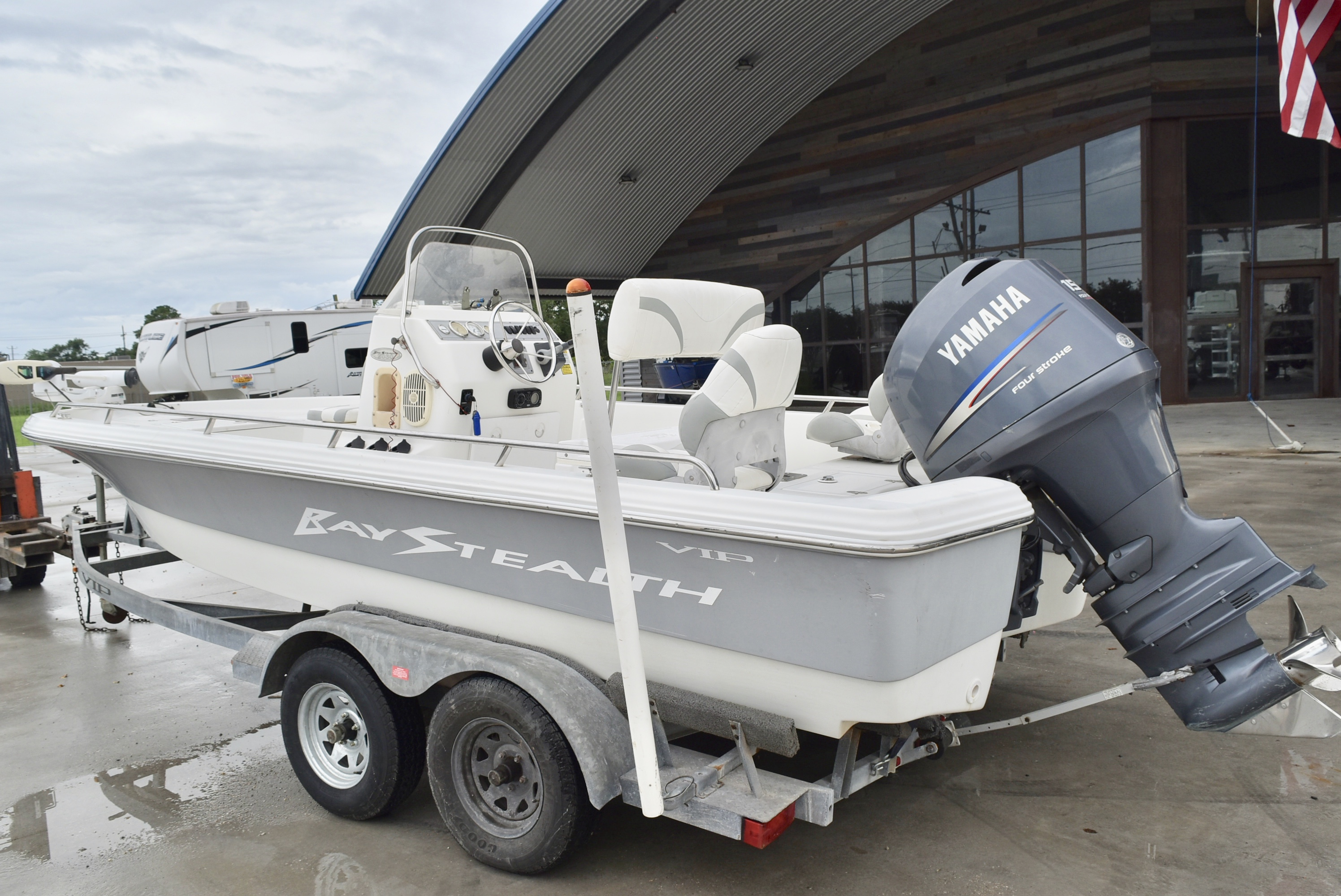 2007 Bay Stealth boat for sale, model of the boat is 2030 & Image # 4 of 8