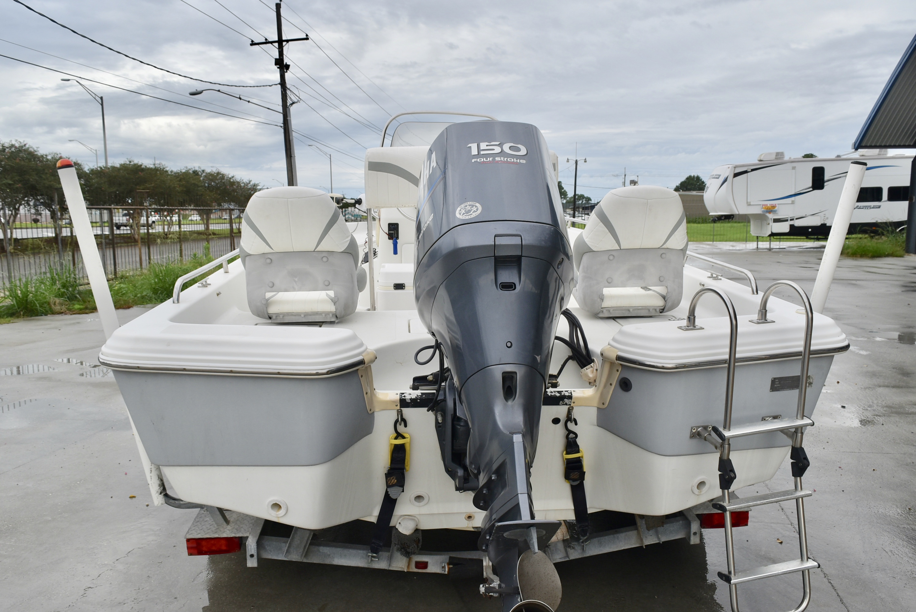 2007 Bay Stealth boat for sale, model of the boat is 2030 & Image # 5 of 8