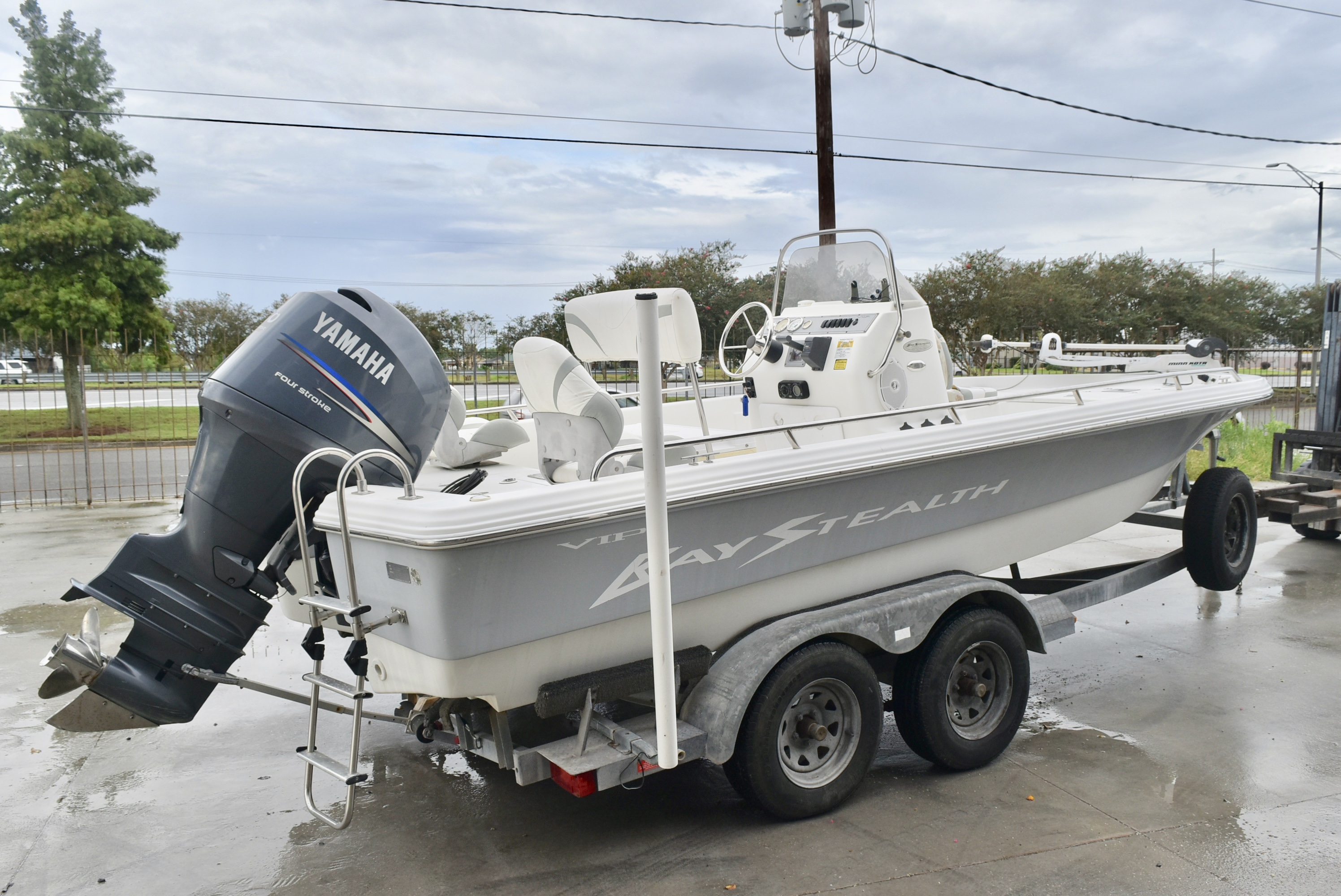 2007 Bay Stealth boat for sale, model of the boat is 2030 & Image # 6 of 8