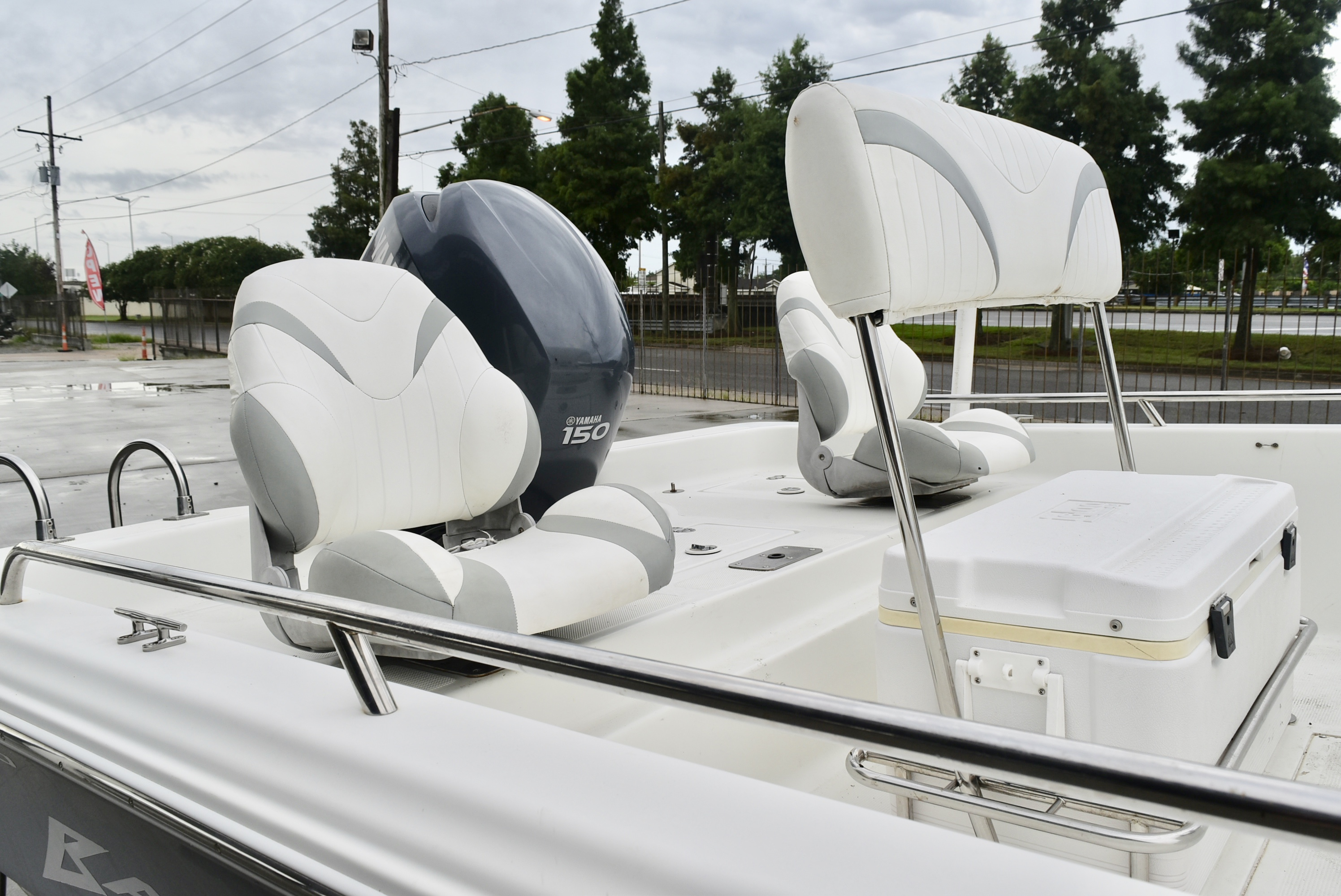 2007 Bay Stealth boat for sale, model of the boat is 2030 & Image # 7 of 8