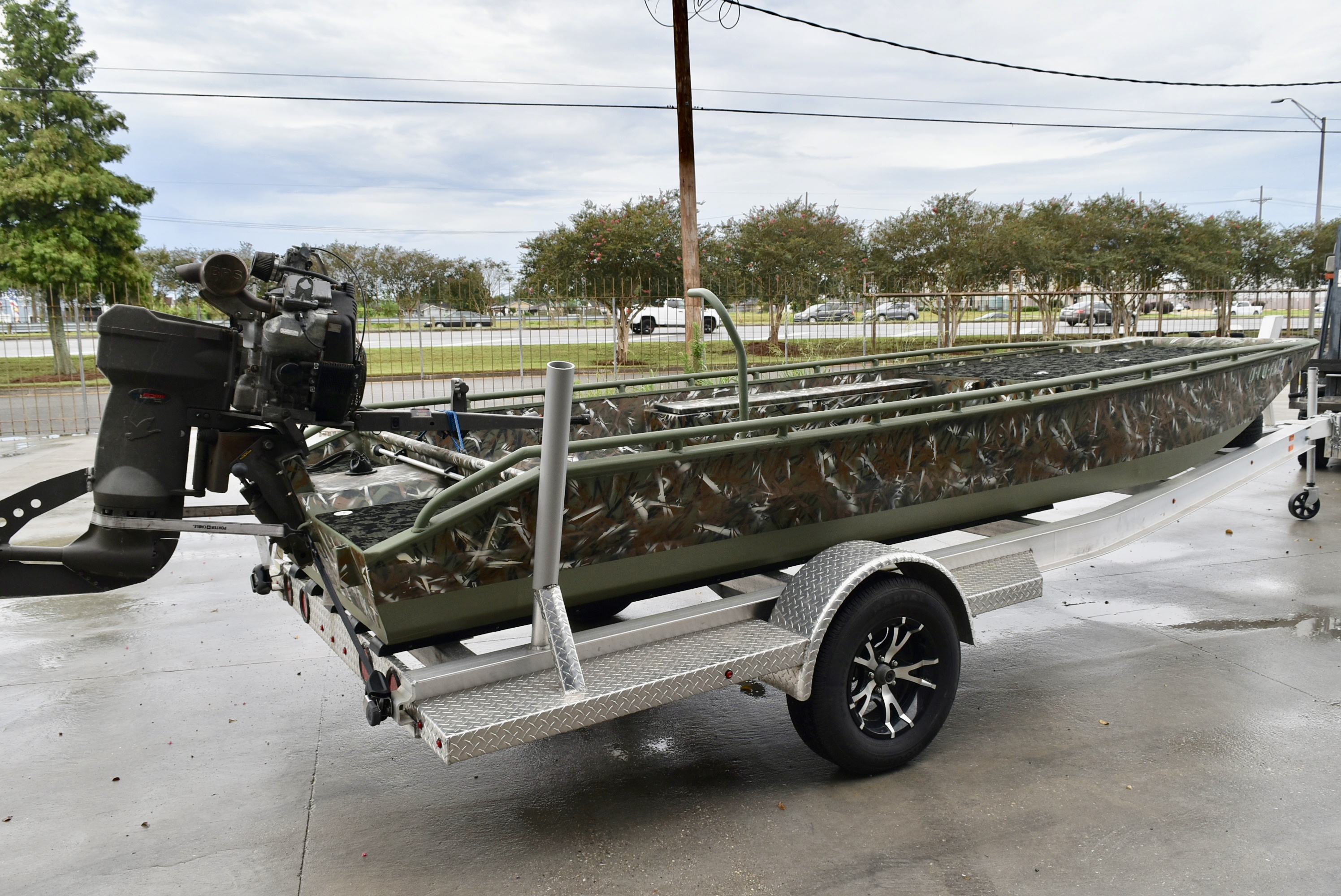 2018 Custom boat for sale, model of the boat is 1856 & Image # 1 of 7