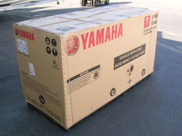 2021 Yamaha Outboards F150XB