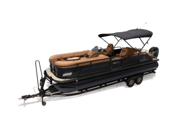 2021 Regency boat for sale, model of the boat is 250 LE3 Sport & Image # 27 of 61