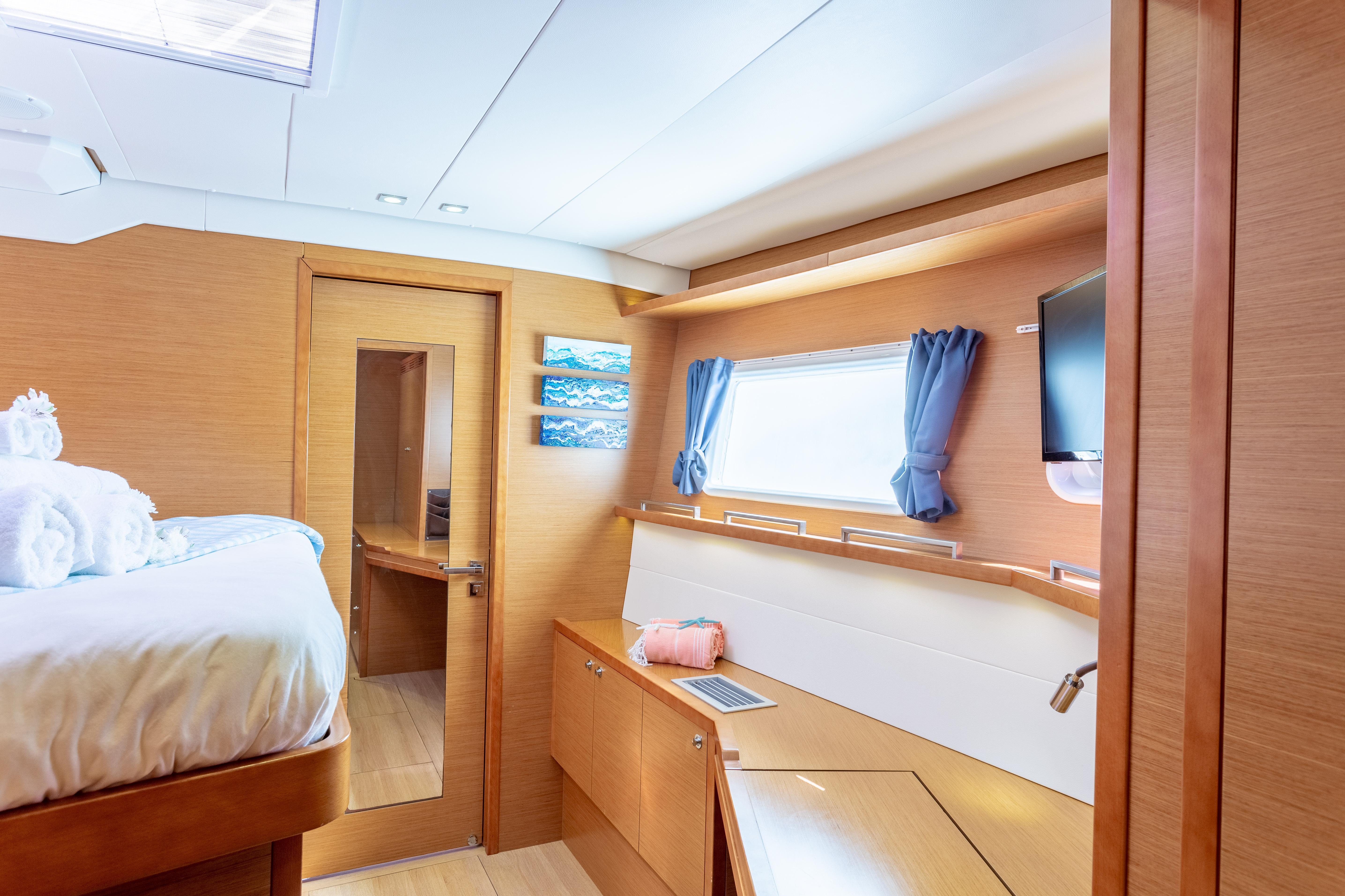 Starboard Forward storage
