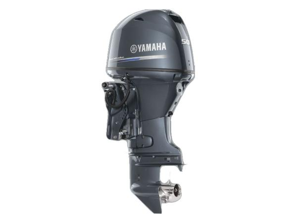 2021 Yamaha Outboards F50