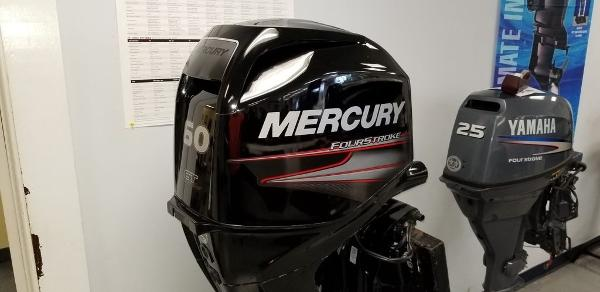 2018 MERCURY FOURSTROKE 60 HP EFI COMMAND THRUST for sale