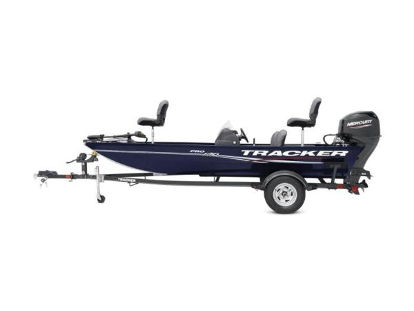 2021 Tracker Boats boat for sale, model of the boat is Pro 170 & Image # 31 of 34
