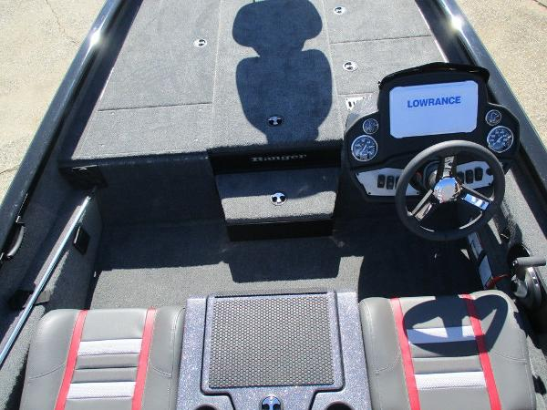 2021 Ranger Boats boat for sale, model of the boat is RT188P & Image # 6 of 14
