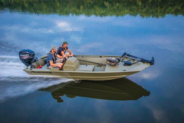 2020 Tracker Boats boat for sale, model of the boat is Grizzly 1648 SC & Image # 13 of 35