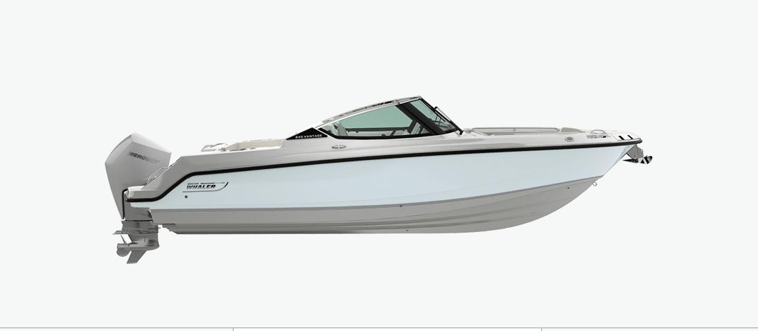 2021 Boston Whaler 240 Vantage #2461816 inventory image at Sun Country Coastal in San Diego
