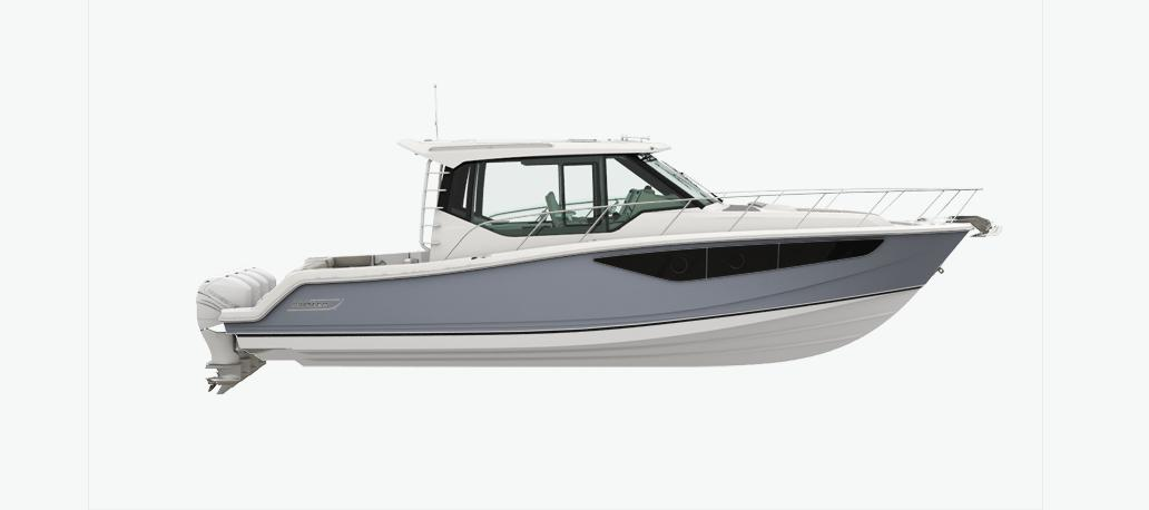 2022 Boston Whaler 405 Conquest #2461822 inventory image at Sun Country Coastal in San Diego
