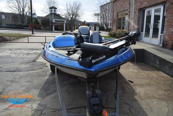 1988 Skeeter boat for sale, model of the boat is SF17D & Image # 2 of 17