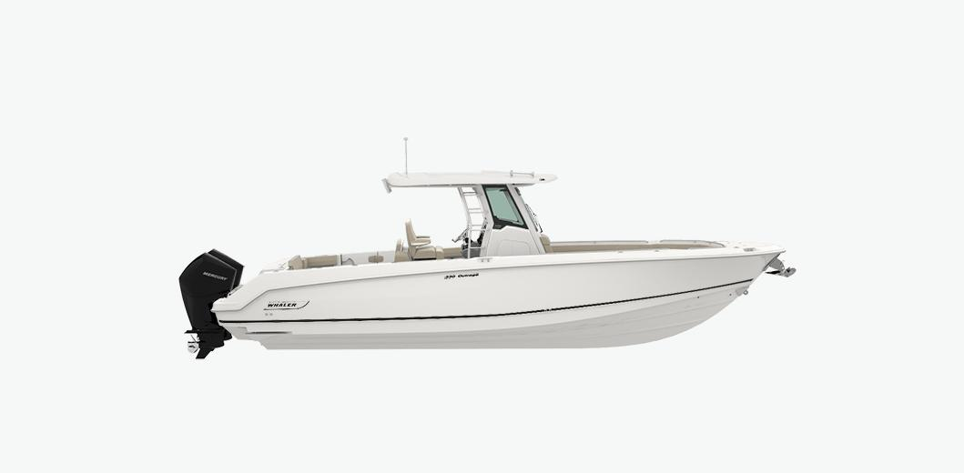 2021 Boston Whaler 330 Outrage #2461838 inventory image at Sun Country Coastal in Newport Beach