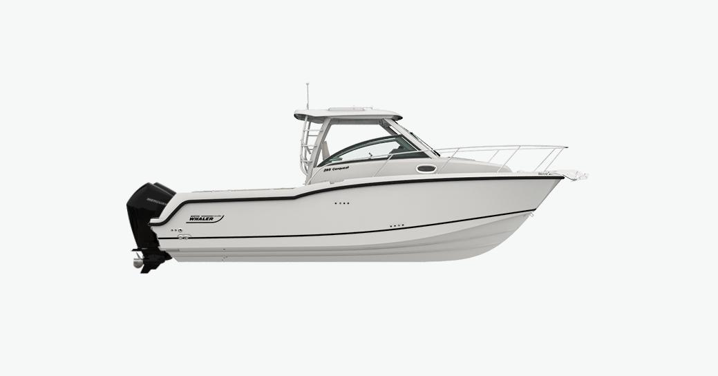 2021 Boston Whaler 285 Conquest #2461982 inventory image at Sun Country Coastal in Newport Beach
