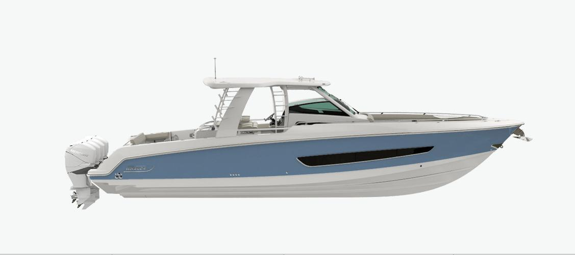 2021 Boston Whaler 420 Outrage #2461810 primary image