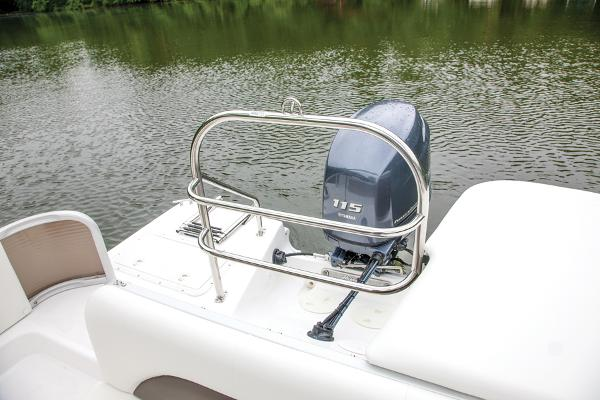 2014 Hurricane boat for sale, model of the boat is FunDeck 198 & Image # 5 of 6