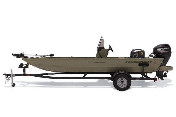 2020 Tracker Boats boat for sale, model of the boat is Grizzly 1860 CC Sportsman & Image # 4 of 46