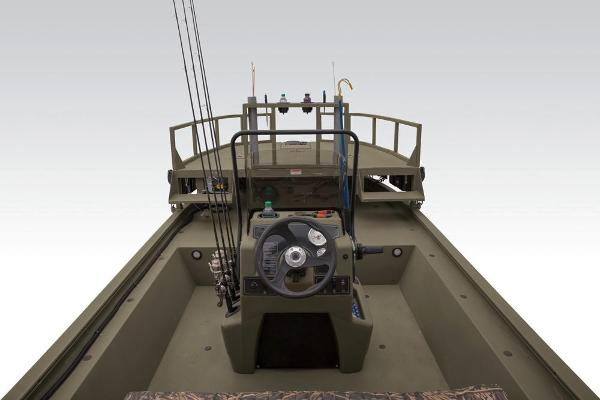 2020 Tracker Boats boat for sale, model of the boat is Grizzly 1860 CC Sportsman & Image # 37 of 46