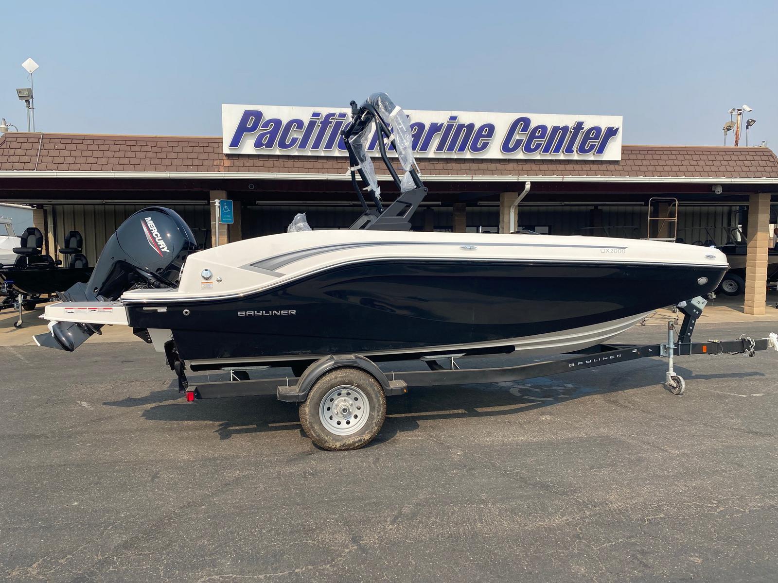 2022 BAYLINER DX2000 w/ 150HP Outboard Mercury