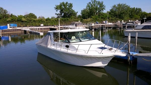 1997 Baha Cruisers 299 Fisherman thumbnail