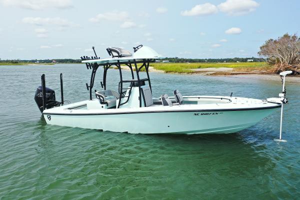 2020 Barker Boatworks 26 Open