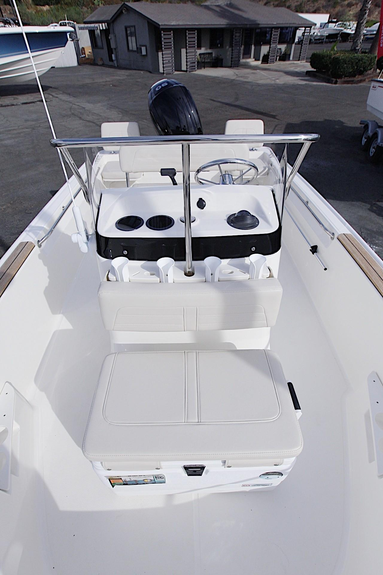 2020 Boston Whaler 170 Montauk #BW0396H inventory image at Sun Country Coastal in Newport Beach