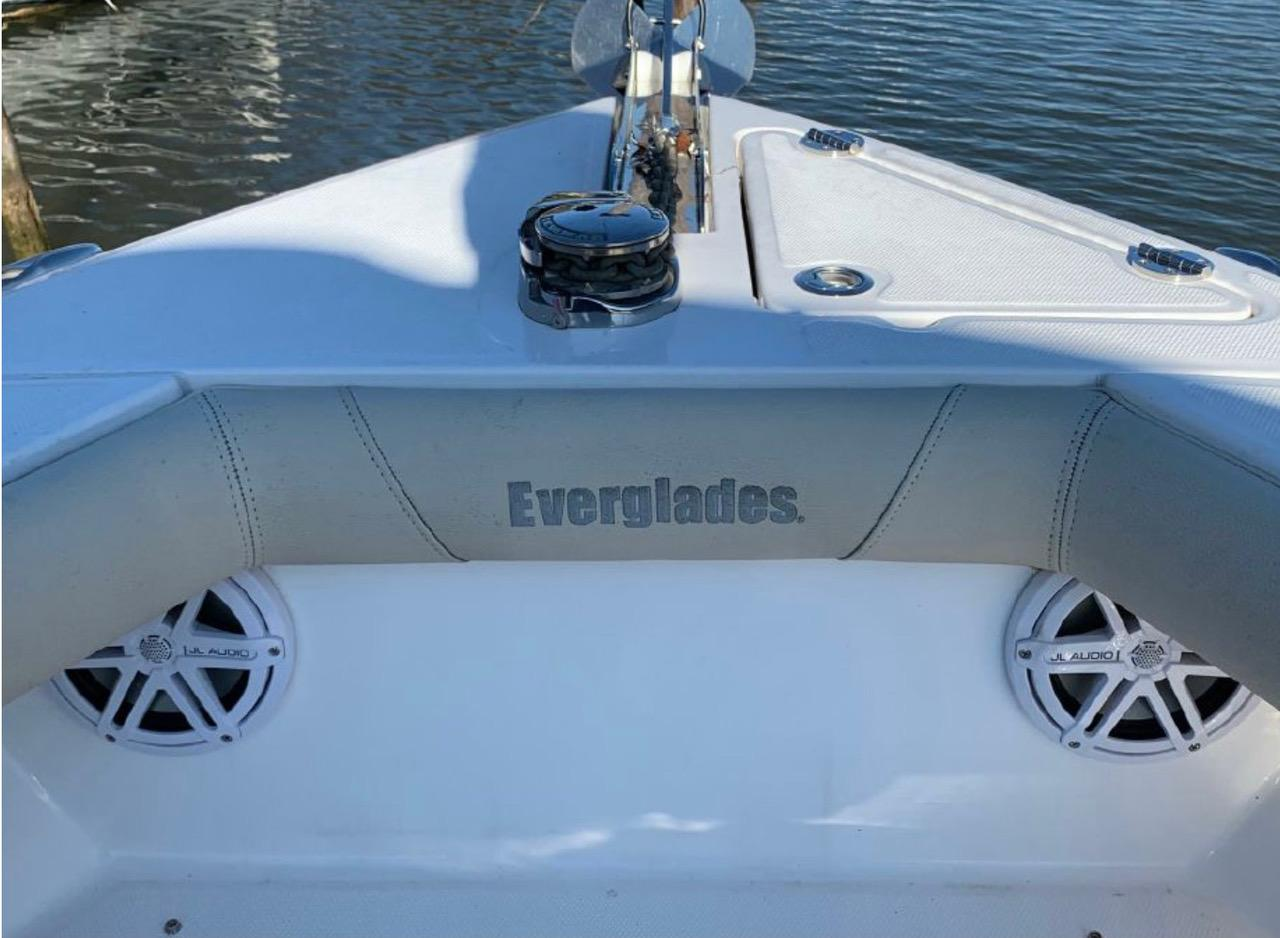 2016 Everglades 255