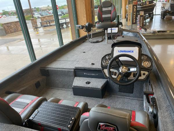 2021 Ranger Boats boat for sale, model of the boat is RT188 & Image # 6 of 29