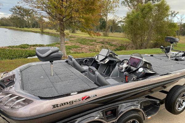 2020 Ranger Boats boat for sale, model of the boat is Z521C & Image # 4 of 4