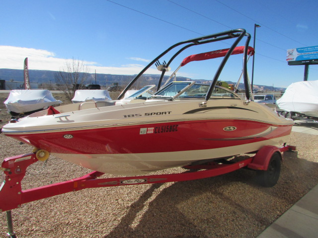 2008 Sea Ray boat for sale, model of the boat is 185 Sport & Image # 1 of 22