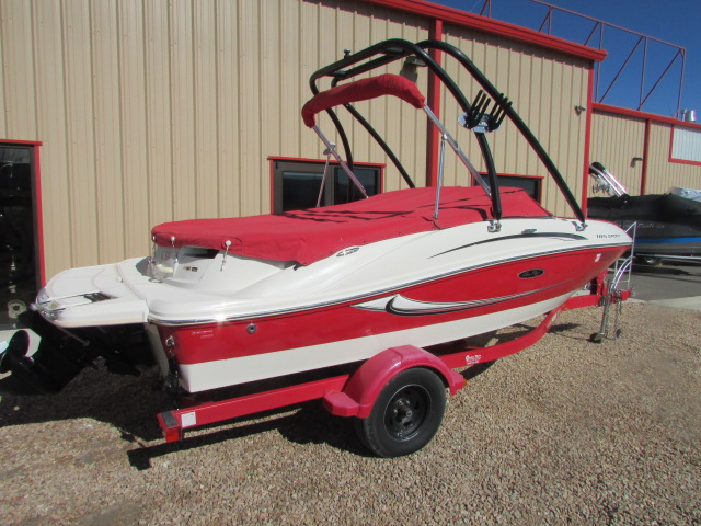 2008 Sea Ray boat for sale, model of the boat is 185 Sport & Image # 12 of 22