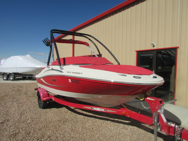 2008 Sea Ray boat for sale, model of the boat is 185 Sport & Image # 13 of 22
