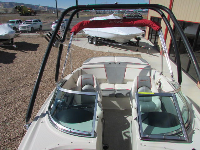 2008 Sea Ray boat for sale, model of the boat is 185 Sport & Image # 18 of 22
