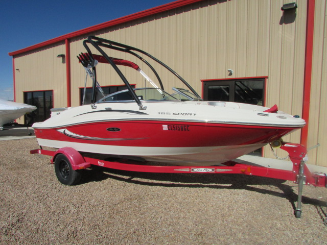 2008 Sea Ray boat for sale, model of the boat is 185 Sport & Image # 5 of 22