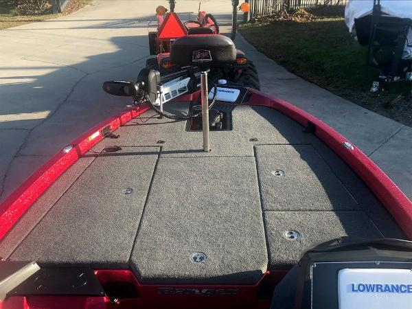 2021 Ranger Boats boat for sale, model of the boat is Z519 & Image # 9 of 13