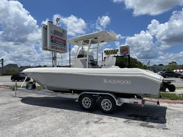 2022 ShearWater boat for sale, model of the boat is 27 BLACKWOOD & Image # 1 of 30