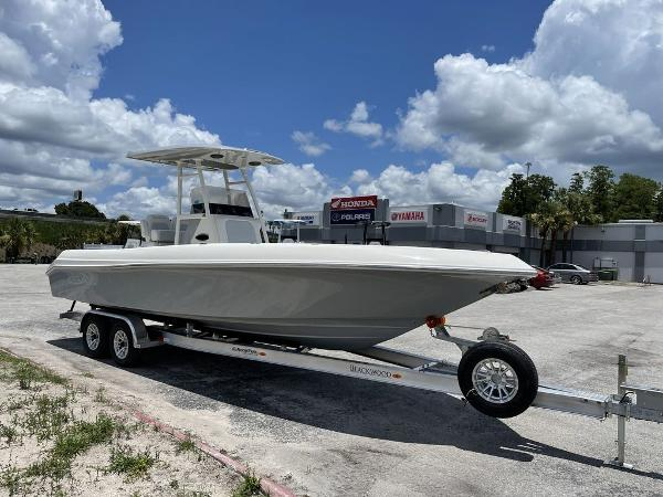 2022 ShearWater boat for sale, model of the boat is 27 BLACKWOOD & Image # 4 of 30